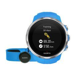 Zegarek unisex Suunto Spartan Sport Blue HR SS022652000. Niebieskie zegarki męskie Suunto. Za 1499,25 zł.