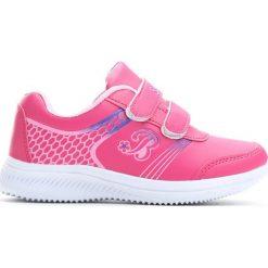 Fuksjowe Buty Sportowe Your Home. Różowe buty sportowe dziewczęce Born2be, z materiału, z okrągłym noskiem. Za 39,99 zł.