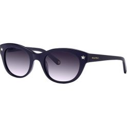 """Okulary przeciwsłoneczne damskie aviatory: Okulary przeciwsłoneczne """"SR770853"""" w kolorze fioletowym"""