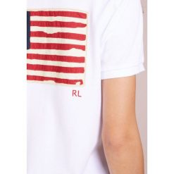 Polo Ralph Lauren BASIC CLASSIC FIT Koszulka polo white. Białe bralety marki Polo Ralph Lauren, xs, z bawełny, polo. Za 549,00 zł.