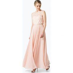 Długie sukienki: Laona - Damska sukienka wieczorowa, różowy