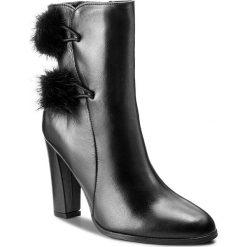 Buty zimowe damskie: Botki KAZAR - Camilla 31108-01-00 Czarny