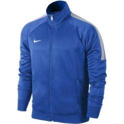 Bejsbolówki męskie: Nike Bluza męska Team Club Trainer niebieska r. XXL (658683-463)