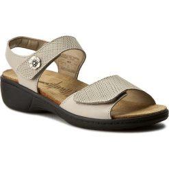 Rzymianki damskie: Sandały ROMIKA – Mainau 15 43215 77 710 Grey