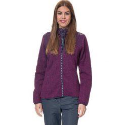 Kurtka polarowa w kolorze fioletowym. Fioletowe kurtki damskie marki CMP Women, z polaru. W wyprzedaży za 181,95 zł.