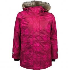 """Parka """"Mary"""" w kolorze czerwonym. Czerwone kurtki dziewczęce przeciwdeszczowe marki Salt & Pepper, midi. W wyprzedaży za 227,95 zł."""