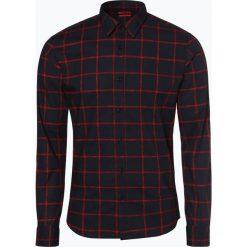 HUGO - Koszula męska – Elisha-W, czerwony. Niebieskie koszule męskie marki HUGO, m, z bawełny. Za 429,95 zł.