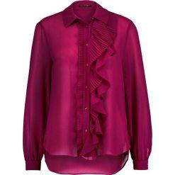 Koszule wiązane damskie: Sisley Koszula pink