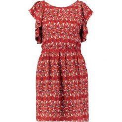 Sukienki hiszpanki: See u Soon Sukienka letnia brick