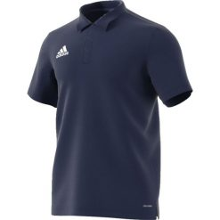 Koszulki polo: Adidas Koszulka męska Core 15 Polo granatowa r. L