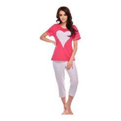 Piżama Anabelle 308 kr.rękaw. Białe piżamy damskie marki MAT. Za 79,90 zł.