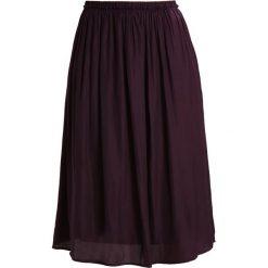 Spódniczki trapezowe: Betty & Co Spódnica trapezowa dark aubergine