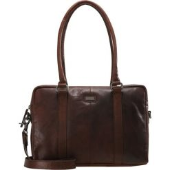 Spikes & Sparrow Aktówka dark brown. Brązowe torby na laptopa Spikes & Sparrow. Za 699,00 zł.