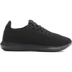 Czarne Buty Sportowe Entrreaty. Czarne buty skate męskie Born2be, z materiału, na sznurówki. Za 69,99 zł.