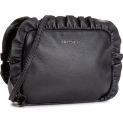 Torebka COCCINELLE - AV3 Pochette E5 AV3 55 89 12 Noir 001. Czarne listonoszki damskie marki Coccinelle. W wyprzedaży za 589,00 zł.