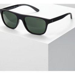 Polo Ralph Lauren Okulary przeciwsłoneczne polar green. Zielone okulary przeciwsłoneczne męskie aviatory Polo Ralph Lauren, z polaru. Za 649,00 zł.