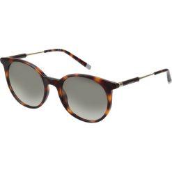 Calvin Klein Okulary przeciwsłoneczne brown. Brązowe okulary przeciwsłoneczne damskie marki Calvin Klein. W wyprzedaży za 503,20 zł.