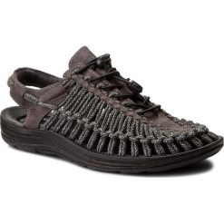 Sandały męskie: Sandały KEEN – Uneek Leather 1017876 Magnet/Black Sc