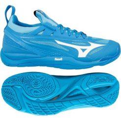 Buty sportowe męskie: Mizuno Buty męskie Wave Mirage 2.1 niebieskie r. 44 (X1GA185098)
