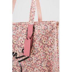 Coach KEITH HARING TOTE Torba na zakupy bright pink. Czarne shopper bag damskie marki Coach. W wyprzedaży za 450,45 zł.