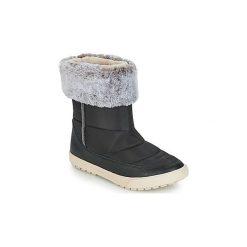 Śniegowce Roxy  JUNEAU. Czarne buty zimowe damskie Roxy. Za 439,00 zł.