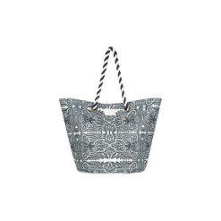 Torby shopper Roxy  Sunseeker - Bolsa de Playa de Paja. Niebieskie shopper bag damskie marki Roxy. Za 167,10 zł.
