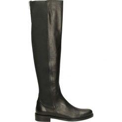 Kozaki - L900 NAP NERA. Czarne buty zimowe damskie marki Venezia, ze skóry. Za 479,00 zł.