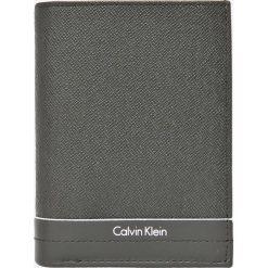 Portfele męskie: Calvin Klein Jeans – Portfel skórzany