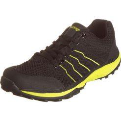 """Buty turystyczne """"Future Run"""" w kolorze czarnym. Brązowe buty sportowe męskie marki Reebok, z materiału. W wyprzedaży za 216,95 zł."""