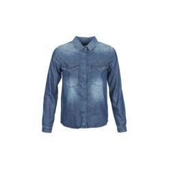 Koszule Cimarron  FLOYD. Niebieskie koszule damskie Cimarron, l. Za 286,30 zł.