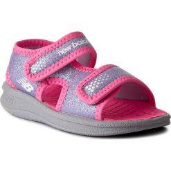 Sandały dziewczęce: Sandały NEW BALANCE – K2031GRP  Fioletowy