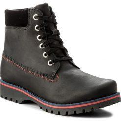 Buty zimowe chłopięce: Trapery KORNECKI – 05269 Ml/Czarn/S