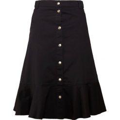 MAX&Co. DECIBEL Spódnica trapezowa black. Czarne spódniczki trapezowe MAX&Co., z bawełny. Za 619,00 zł.