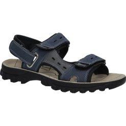 Granatowe sandały na rzepy Casu M03. Czarne sandały męskie Casu, na rzepy. Za 49,99 zł.