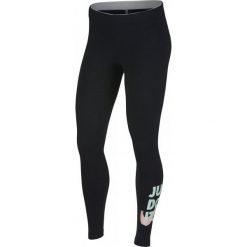 Legginsy damskie do fitnessu: Nike Legginsy Sportowe W Nsw Lggng Club Jdi M