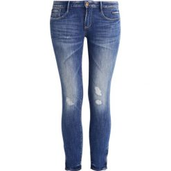 Le Temps Des Cerises Jeansy Slim Fit blue. Niebieskie jeansy damskie Le Temps Des Cerises. W wyprzedaży za 274,50 zł.