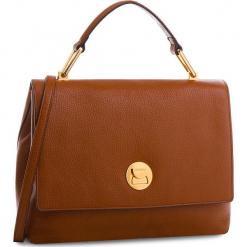 Torebka COCCINELLE - CD0 Liya E1 CD0 18 01 01 Brule/Noir 530. Brązowe torebki klasyczne damskie marki Coccinelle, ze skóry. W wyprzedaży za 1199,00 zł.