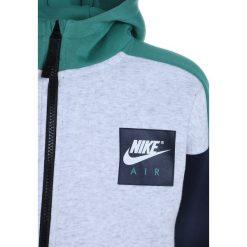 Nike Performance AIR HOODIE  Bluza rozpinana birch heather/obsidian. Czarne bluzy chłopięce rozpinane marki Nike Performance, l, z materiału, outdoorowe. Za 229,00 zł.