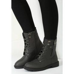 Szare Botki Spanish Catwalk. Białe buty zimowe damskie marki vices. Za 69,99 zł.