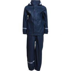 Color Kids TAXI RAIN SET  Kurtka przeciwdeszczowa midnight navy. Czerwone kurtki dziewczęce przeciwdeszczowe marki Color Kids, z materiału. Za 169,00 zł.