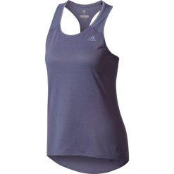 Koszulka do biegania damska ADIDAS SUPERNOVA TANK / BR5931. Niebieskie bluzki damskie marki bonprix, z nadrukiem, na ramiączkach. Za 101,00 zł.