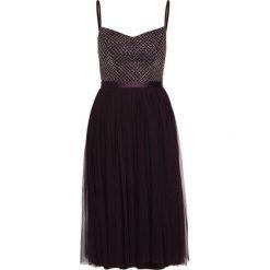 Sukienki: Needle & Thread COPPELIA Sukienka koktajlowa aubergine