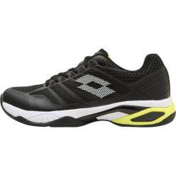 Lotto VIPER ULTRA IV SPD     Obuwie multicourt black/white. Czarne buty do tenisa męskie Lotto, z materiału. W wyprzedaży za 341,10 zł.