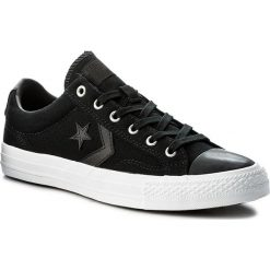 Trampki męskie: Trampki CONVERSE – Star Player Ox 157761C Black/Black/White