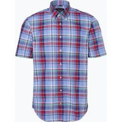 Koszule męskie na spinki: Andrew James – Koszula męska, niebieski