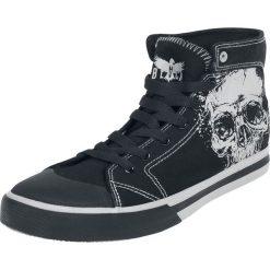 Black Premium by EMP Walk The Line Buty sportowe czarny. Czarne buty skate męskie marki Black Premium by EMP. Za 164,90 zł.