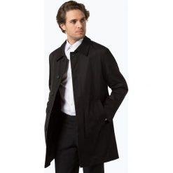Płaszcze na zamek męskie: Bugatti - Płaszcz męski, czarny