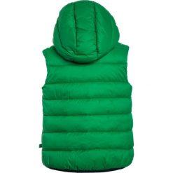 Benetton WAISTCOAT  Kamizelka green. Zielone kamizelki dziewczęce marki Benetton, z materiału. Za 149,00 zł.
