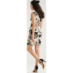 Sukienki hiszpanki: Kaffe MARIT INDIA Sukienka etui light khaki