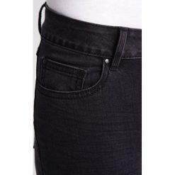 Rurki damskie: Vila VICOMMIT  Jeans Skinny Fit black